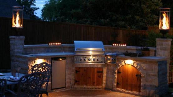 Tuscan Outdoor Kitchen Lifestyle Outdoor Kitchens
