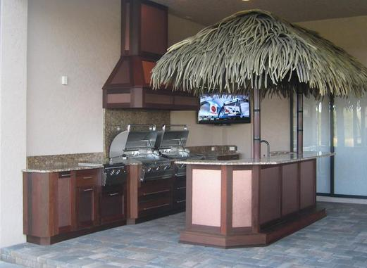 Tommy Bahama Outdoor Kitchen Lifestyle Outdoor Kitchens